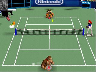 Mario Tennis 64 (Japan)