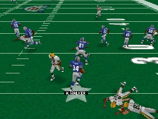 Madden Football 64 (Europe)