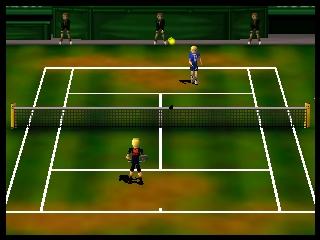 Centre Court Tennis (Europe)