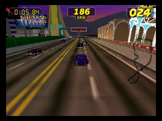 Rush 2 - Extreme Racing USA (Europe) (En,Fr,De,Es,It,Nl)