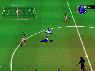 Michael Owen's World League Soccer 2000 (Europe)