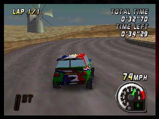 Top Gear Rally (USA)
