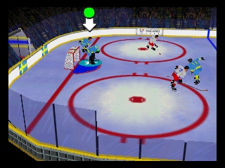 Olympic Hockey 98 (USA)