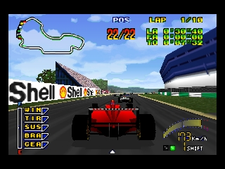 F1 Pole Position 64 (Europe) (En,Fr,De)