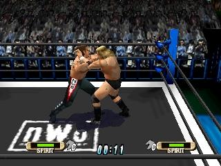 WCW vs. nWo - World Tour (Europe)