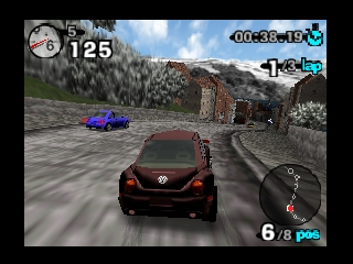 Beetle Adventure Racing! (Japan)