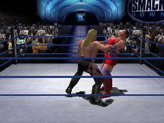 WWF No Mercy (USA)