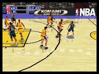 NBA in the Zone 2 (Japan)