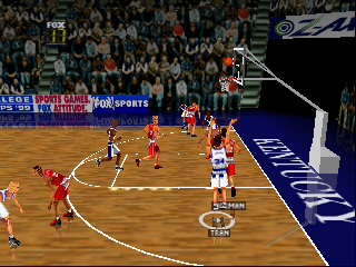 Fox Sports College Hoops '99 (USA)