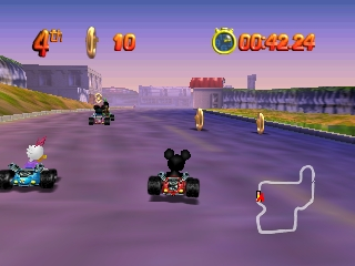 Mickey's Speedway USA (Europe) (En,Fr,De,Es,It)