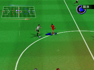 RTL World League Soccer 2000 (Germany)