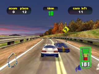 Destruction Derby 64 (Europe) (En,Fr,De)