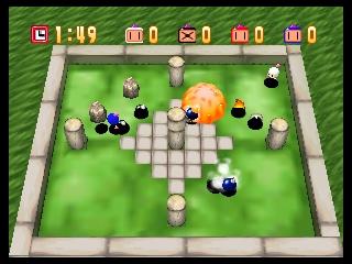 Bomberman 64 (Europe)