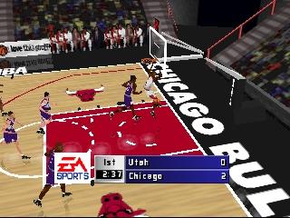 NBA Live 99 (Europe) (En,Fr,De,Es,It)