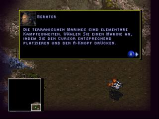 StarCraft 64 (Germany) (Proto)