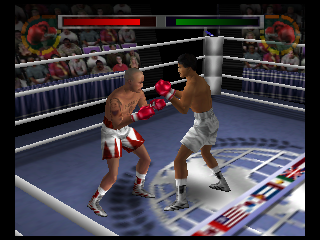 Knockout Kings 2000 (Europe)