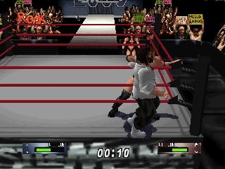 WWF WrestleMania 2000 (Europe)