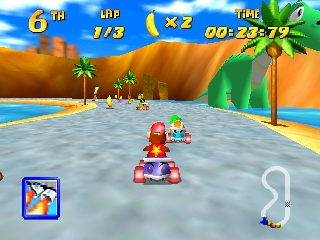 Diddy Kong Racing (Europe) (En,Fr,De)