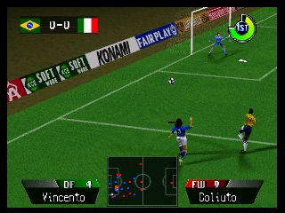 International Superstar Soccer 64 (USA)