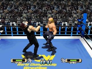 WCW vs. nWo - World Tour (USA)