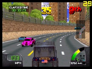 Cruis'n World (USA)