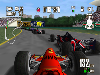 Racing Simulation 2 (Germany)