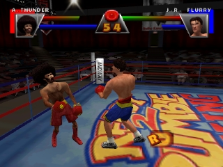 Ready 2 Rumble Boxing (Europe) (En,Fr,De)