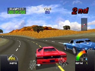 Cruis'n USA (USA) (Rev A)