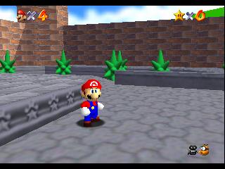 Super Mario 64 (Japan)
