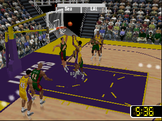 NBA Courtside 2 featuring Kobe Bryant (USA)