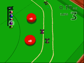 Micro Machines 64 Turbo (Europe) (En,Fr,De,Es,It)