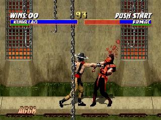 Mortal Kombat Trilogy (USA) (Rev B)