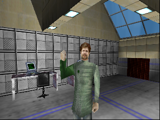 Perfect Dark (Europe) (En,Fr,De,Es,It)