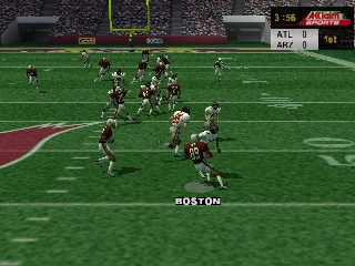NFL Quarterback Club 2000 (USA)