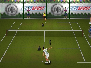 All Star Tennis 99 (USA)