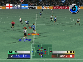 International Superstar Soccer 2000 (Europe) (Fr,It)