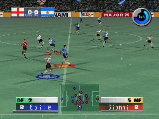 International Superstar Soccer 2000 (Europe) (Fr,It)