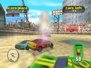 Destruction Derby 64 (USA)