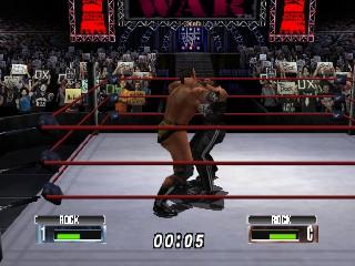 WWF No Mercy (Europe) (Rev A)