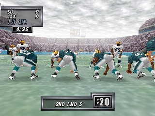 Madden Football 64 (USA)
