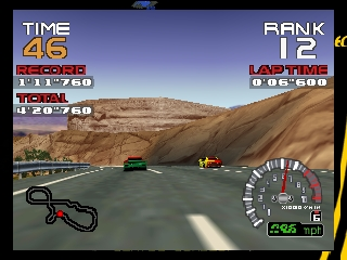 RR64 - Ridge Racer 64 (USA)