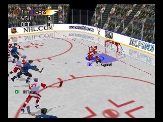 NHL Pro 99 (Europe)