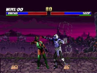 Mortal Kombat Trilogy (Europe)