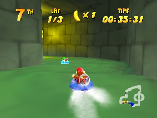 Diddy Kong Racing (Japan)