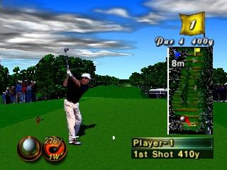 Harukanaru Augusta - Masters '98 (Japan)