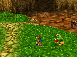 Banjo to Kazooie no Daibouken 2 (Japan)