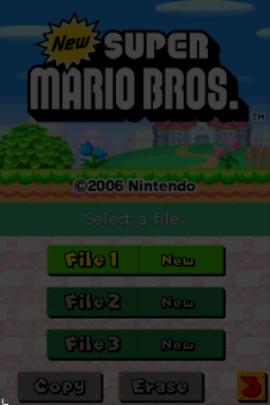 New Super Mario Bros. (Europe) (En,Fr,De,Es,It)