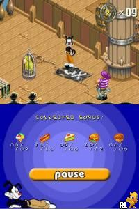 Animaniacs - Lights, Camera, Action! (Europe) (En,Fr,De,Es,It)