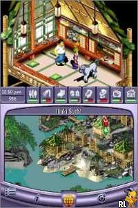 Urbz, The - Sims in the City (Europe) (En,Fr,De,Es,It)