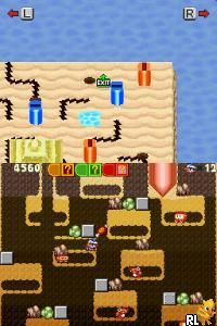 Dig Dug - Digging Strike (USA)